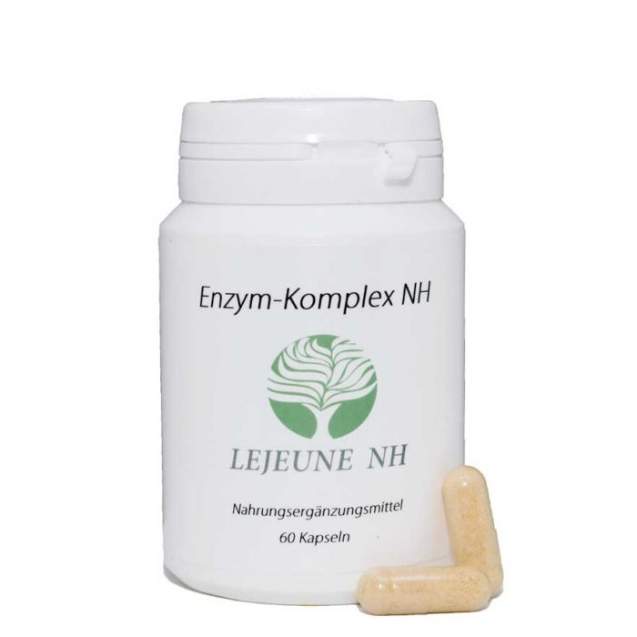 Nahrungsergänzungsmittel, Lejeune NH, Gesundheit, Fitness, Beweglichkeit, Kaspeln, Enzym-Komplex NH