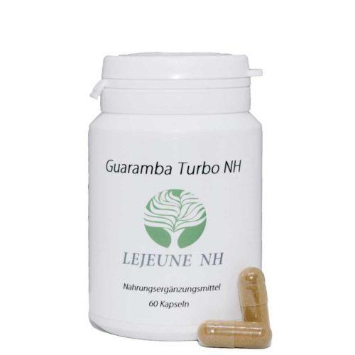 Nahrungsergänzungsmittel, Lejeune NH, Gesundheit, Fitness, Beweglichkeit, Kaspeln, Guaramba Turbo