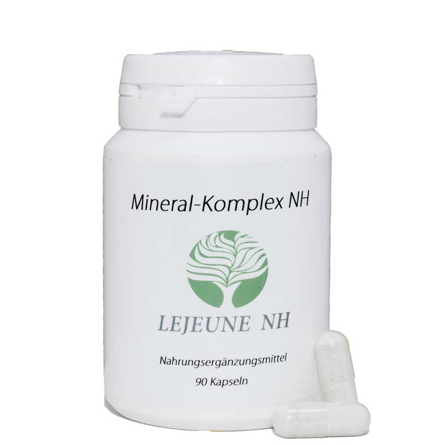 Nahrungsergänzungsmittel, Lejeune NH, Gesundheit, Fitness, Beweglichkeit, Kaspeln, Mineral-Komplex